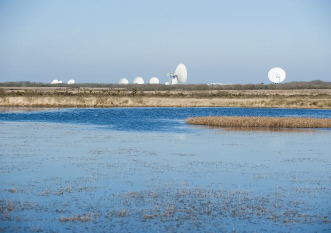 Goonhilly, Helston, Cornwall