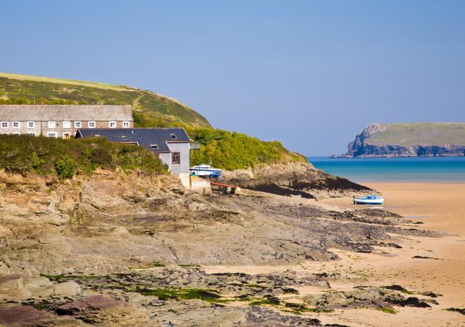 Hawkers Cove, Padstow c Shutterstock