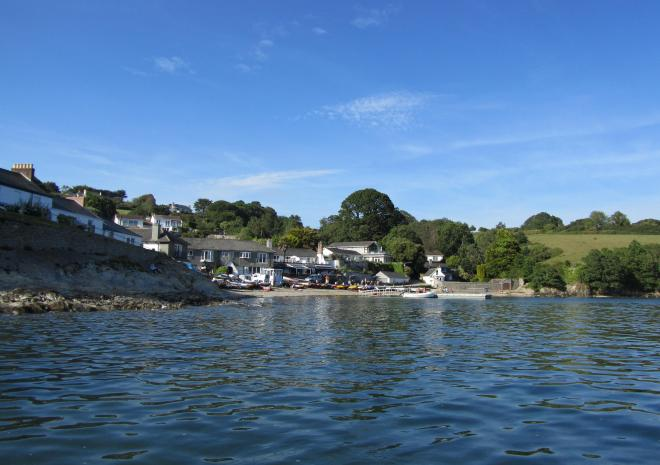 Helford River, South Cornwall