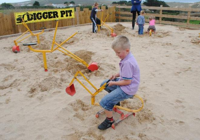 Holywell Bay Fun Park, Newquay