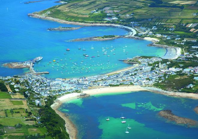 Hugh Town   St Mary's   Isles of Scilly