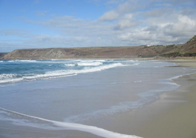 Sennen, West Cornwall (c The Old Boathouse)