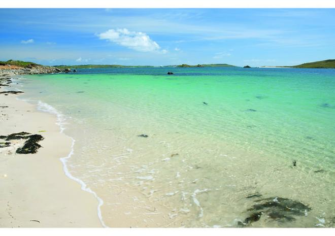 Isles of Scilly | White sand beaches