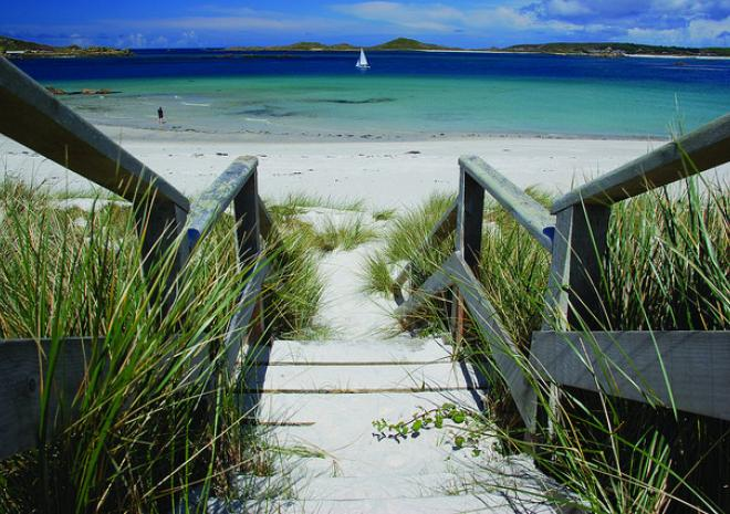 Isles of Scilly | Guide and Map to the Isles of Scilly c Peter Kiss