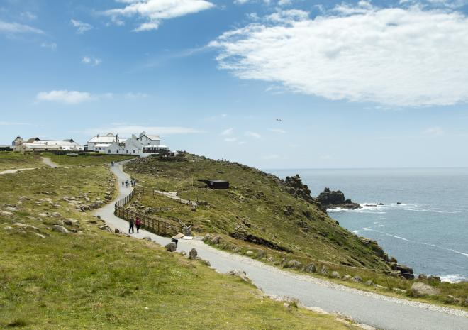 Lands End England Map.Lands End Cornwall An Essential Guide