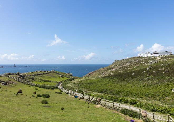 Land's End, West Cornwall, Attraction, Coast