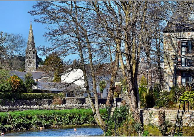 Lostwithiel, South Cornwall