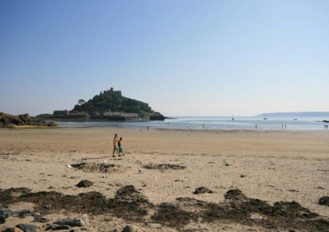 Marazion Beach, Cornwall c James Penman