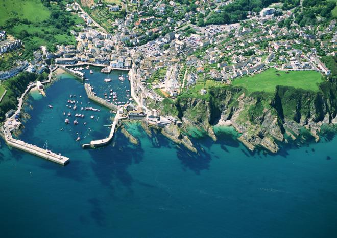 Mevagissey, South Cornwall c John Such