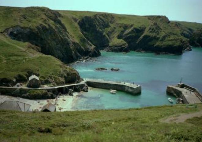 Mullion Cove, West Cornwall