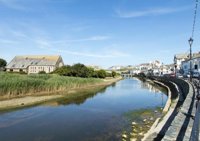 Bude, North Cornwall