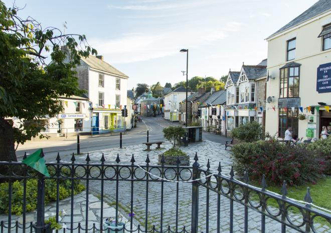 Camelford, North Cornwall