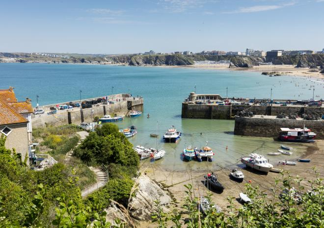 Newquay, North Cornwall