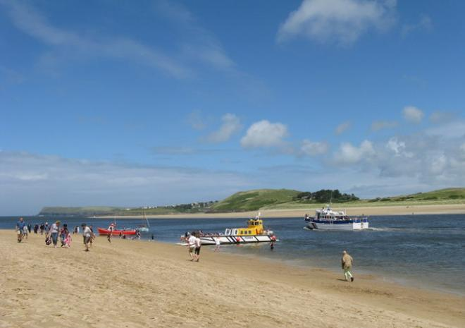 Chapel Bar Beach | Padstow | Beaches in Cornwall