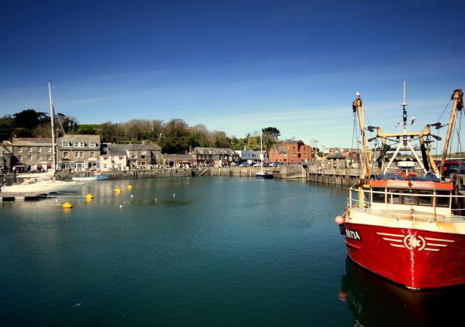 Padstow, Cornwall, c Ingrid King