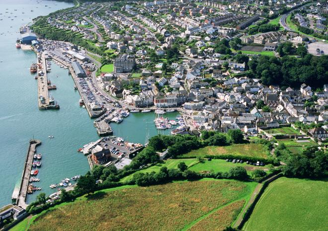 Padstow, Cornwall c John Such