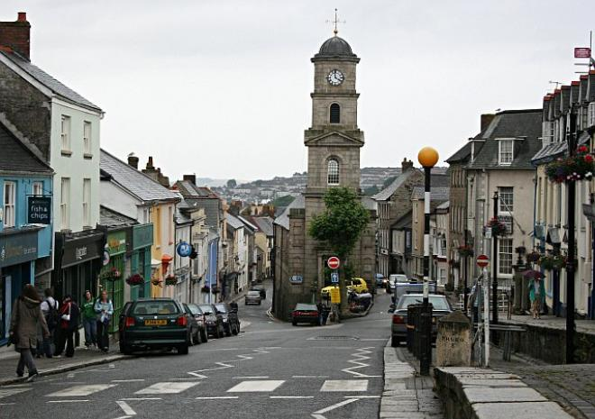 Penryn, South Cornwall