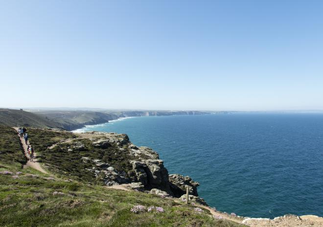 St Agnes Head, North Cornwall, Poldark