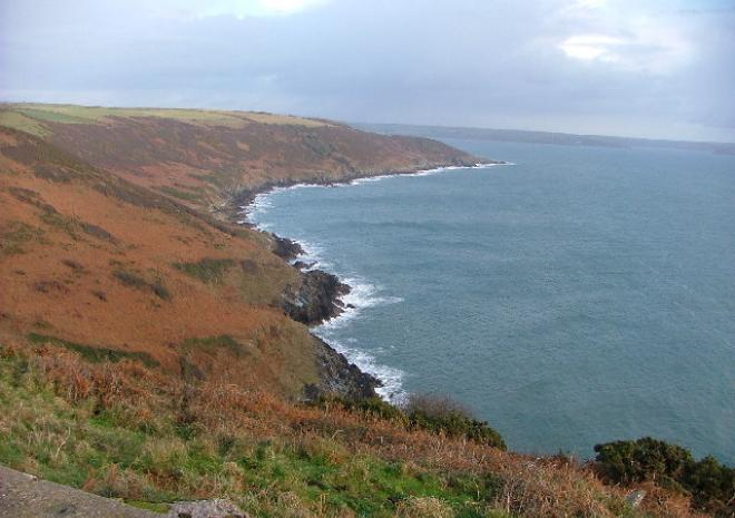 Rame Head, South Cornwall