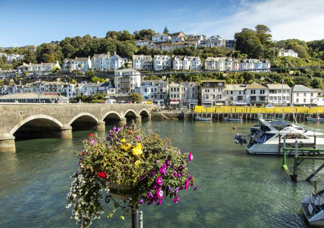 Looe, South East Cornwall