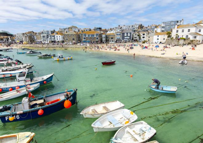 St Ives, West Cornwall