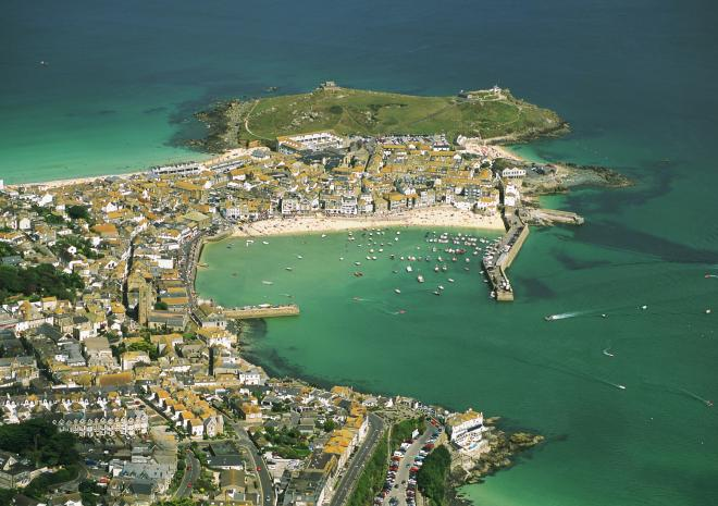 St Ives c John Such / Visit Cornwall