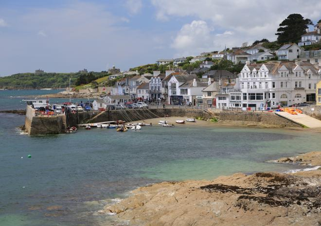 St Mawes, The Roseland c Roseland Visitor Centre