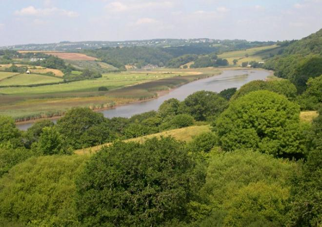 Tamar Valley AONB