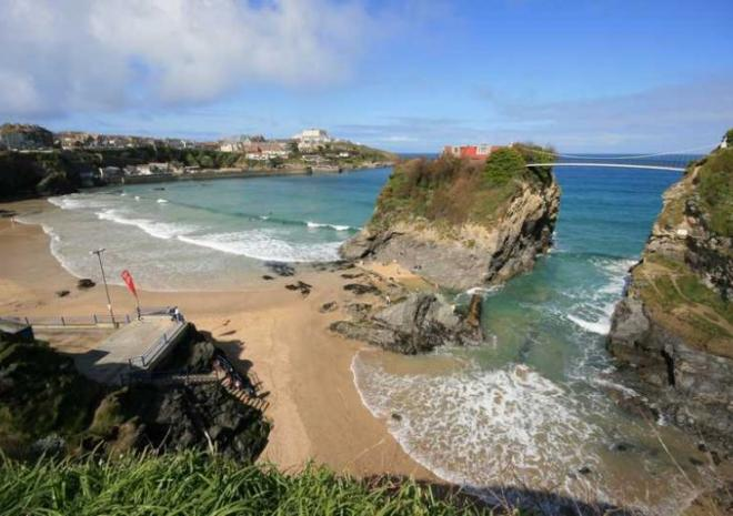 Towan Beach | Newquay | Beaches in Cornwall c James Penman