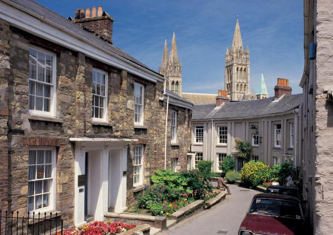 Truro, South Cornwall