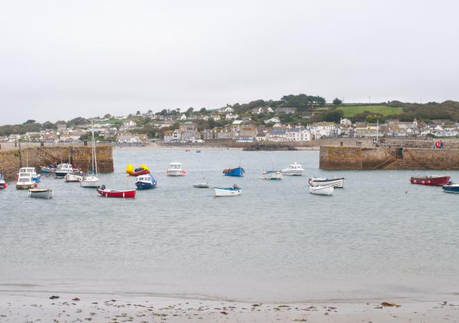 Marazion, West Cornwall