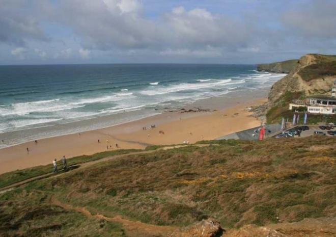 Watergate Bay, Cornwall