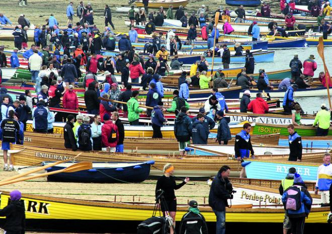 World Pilot Gig Championships | Isles of Scilly