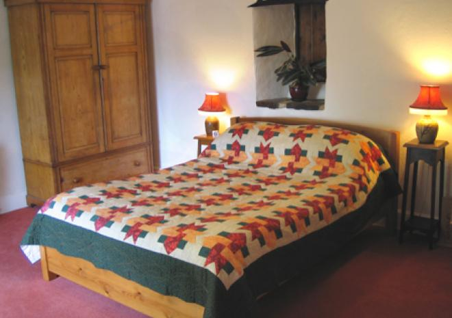 Rezare Farmhouse, Bed and Breakfast, Launceston, Cornwall
