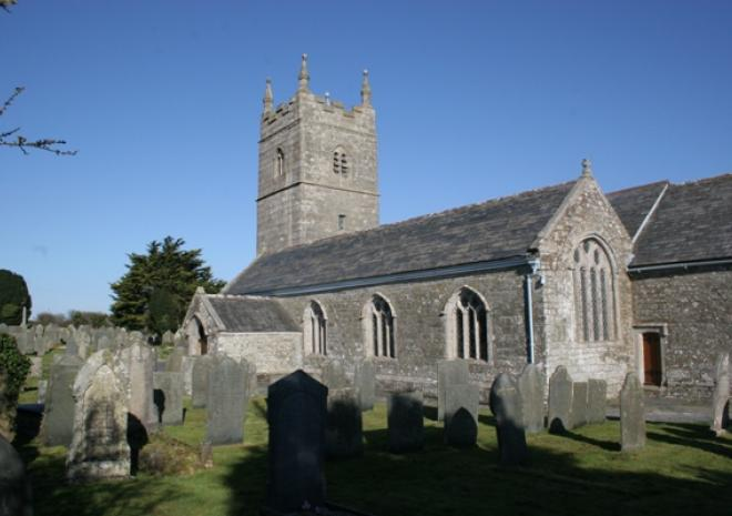 St Endellion Easter Music Festival, North Cornwall