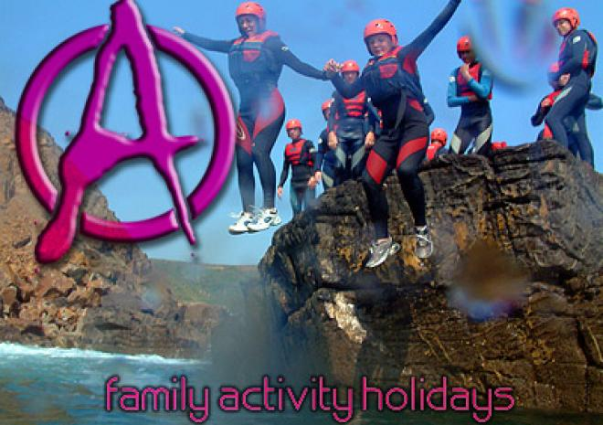 Activity holiday Cornwall | Outdoor Adventure | Bude | Cornwall