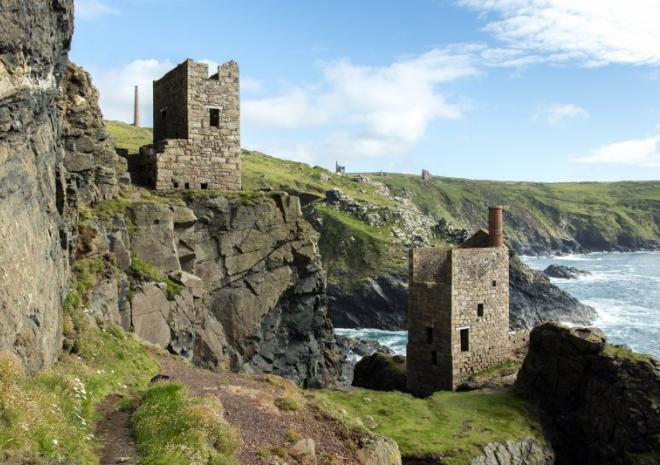 Botallack, West Cornwall
