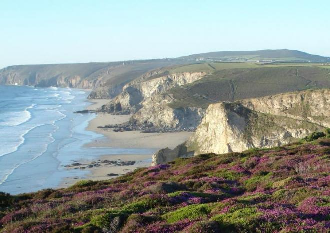 Old Basset Cottage offers lovely self-catering holiday accommodation near Porthtowan in North Cornwall - Cornwall's stunning coast