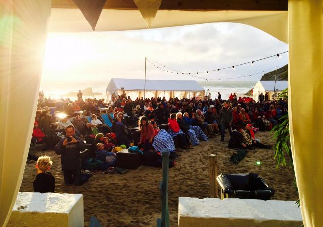 Symphony by the Sea, Lusty Glaze, Newquay, What's on, Cornwall