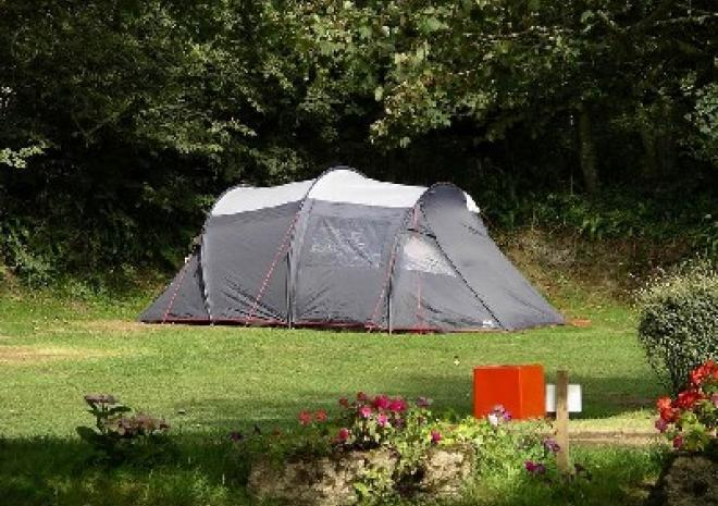 Beacon Cottage Farm Touring Park, Camping Site in St Agnes, Cornwall