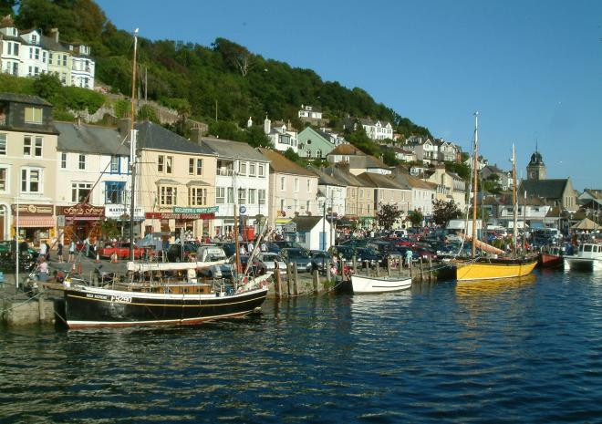 Self Catering in Cornwall | Quay View | East Looe | Cornwall