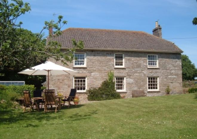 Boskenna Home Farm, Bed and Breakfast, Penzance, West Cornwall