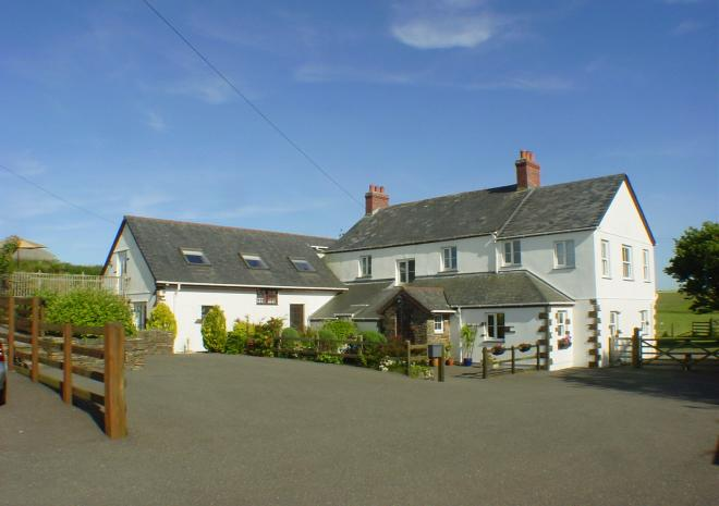 Venn Down Farmhouse Apartments, Near Boscastle, North Cornwall