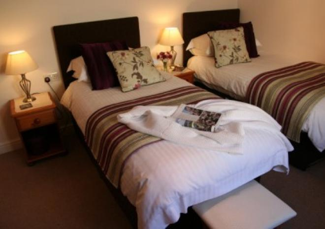 Mandeley Guest House, Bed and Breakfast, Helston, West Cornwall