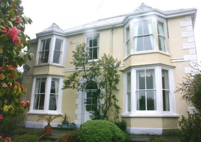 Bed and Breakfast in Cornwall | Polbrean House | Tywardreath, Par | Cornwall