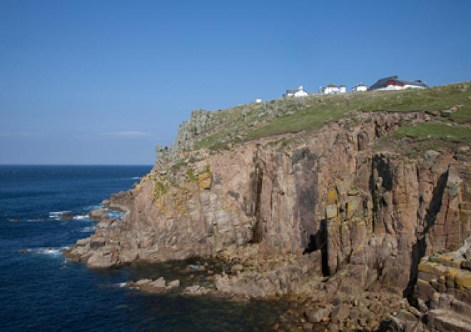 Lands End Hotel, Lands End, West Cornwall
