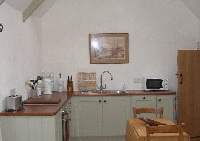 Little Tolmennor Barn, Self-catering, Helston, West Cornwall