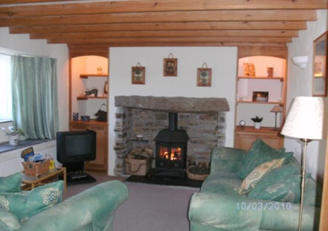 Bed and Breakfast in Cornwall | Corran Farm | Mevagissey | Cornwall