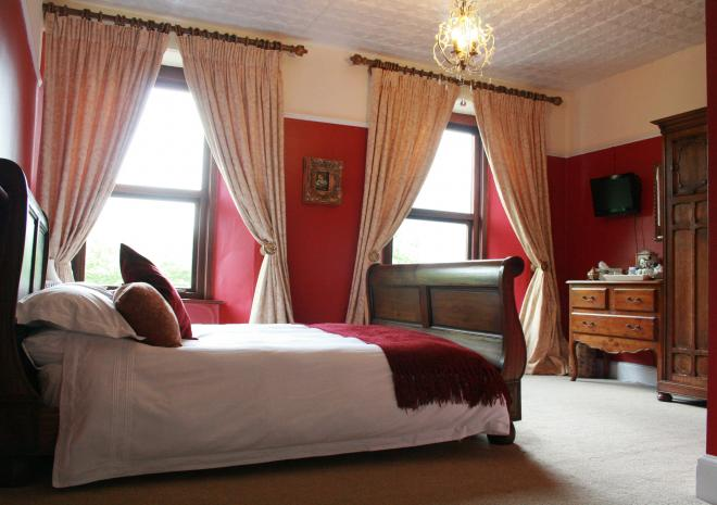 Pendragon Country House Hotel, Bed and Breakfast, near Tintagel, Cornwall