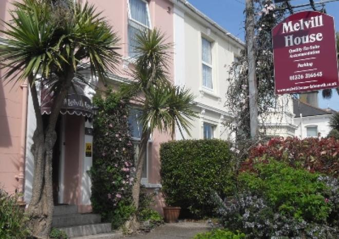 Bed and Breakfast in Cornwall | Melvill Guest House | Falmouth | Cornwall